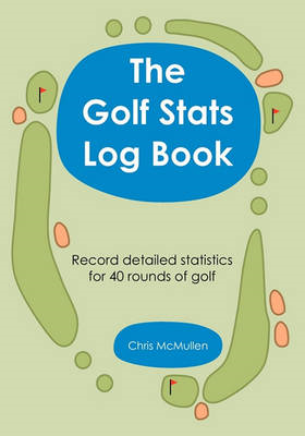 Golf STATS Log Book (BOK)