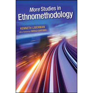 More Studies in Ethnomethodology (BOK)