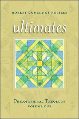 Ultimates: Philosophical Theology: Volume 1 (BOK)