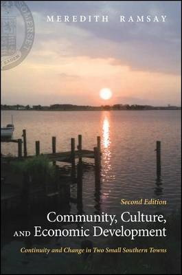Community, Culture, and Economic Development: Continuity and Change in Two Small Southern Towns (BOK)