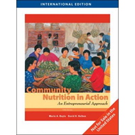 Community Nutrition in Action: An Entrepreneurial Approach (BOK)