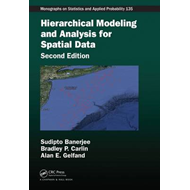 Hierarchical Modeling and Analysis for Spatial Data (BOK)