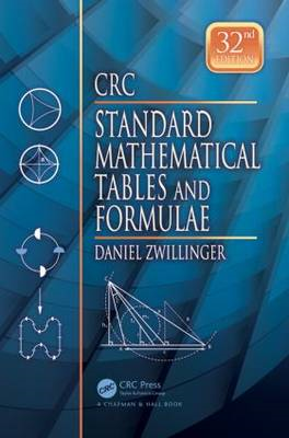 CRC Standard Mathematical Tables and Formulae (BOK)