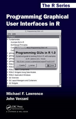Programming Graphical User Interfaces in R (BOK)