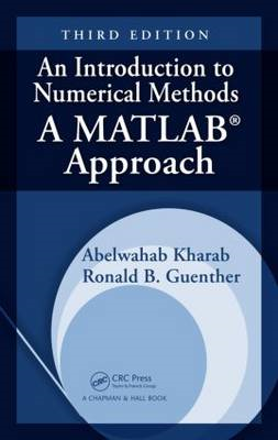 An Introduction to Numerical Methods: A MATLAB Approach (BOK)
