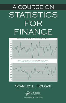 Course on Statistics for Finance (BOK)