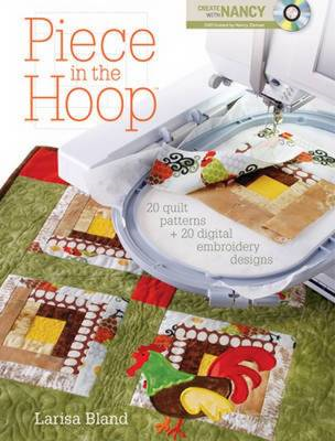 Piece in the Hoop (BOK)