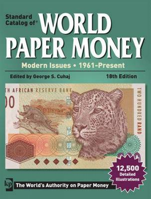 Standard Catalog of World Paper Money - Modern Issues: 1961-Present: 2013 (BOK)