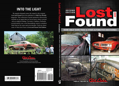 Lost and Found 2: More Great Barn Finders & Other Automotive Discoveries (BOK)