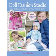 Doll Fashion Studio: Sew 20 Seasonal Outfits for Your 18-Inch Doll (BOK)