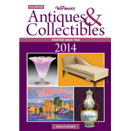Warman's Antiques & Collectibles: Price Guide: 2014 (BOK)