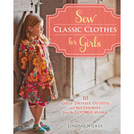 Sew Classic Clothes for Girls (BOK)