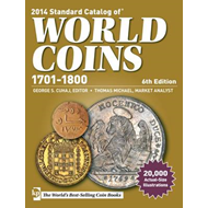 Standard Catalog of World Coins, 1701-1800 (BOK)