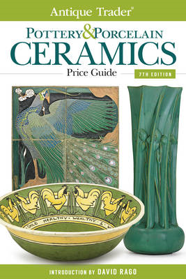 Antique Trader Pottery & Porcelain Ceramics Price Guide (BOK)