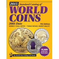 2015 Standard Catalog of World Coins 2001-Date (BOK)