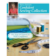 Nancy Zieman's Confident Sewing Collection (BOK)