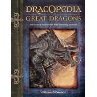 Dracopedia the Great Dragons (BOK)