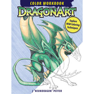 DragonArt Color Workbook (BOK)