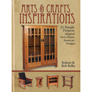 Arts & Crafts Inspirations (BOK)
