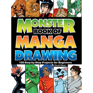 Monster Book of Manga Drawing (BOK)