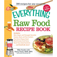 Everything Raw Food Recipe Book (BOK)
