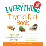 Everything Thyroid Diet Book (BOK)