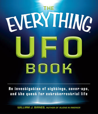 Everything UFO Book (BOK)