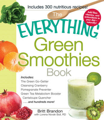 Everything Green Smoothies Book (BOK)