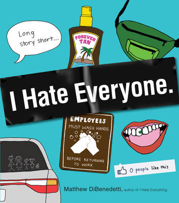 I Hate Everyone (BOK)