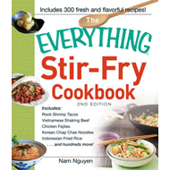 The Everything Stir-Fry Cookbook (BOK)