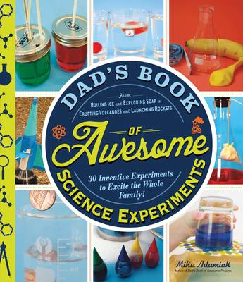 Dad's Book of Awesome Science Experiments (BOK)