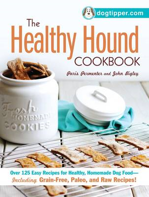 Healthy Hound Cookbook (BOK)