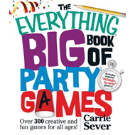 Everything Big Book of Party Games (BOK)