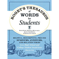 Roget's Thesaurus of Words for Students (BOK)