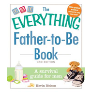 Everything Father-to-be Book (BOK)