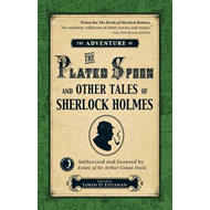 Adventure of the Plated Spoon and Other Tales of Sherlock Ho (BOK)