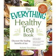Everything Healthy Tea Book (BOK)