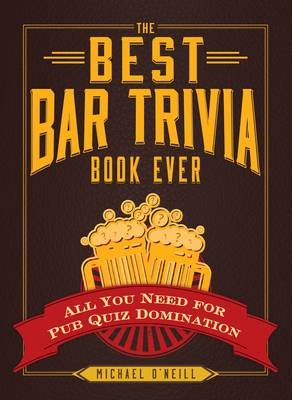 Best Bar Trivia Book Ever (BOK)