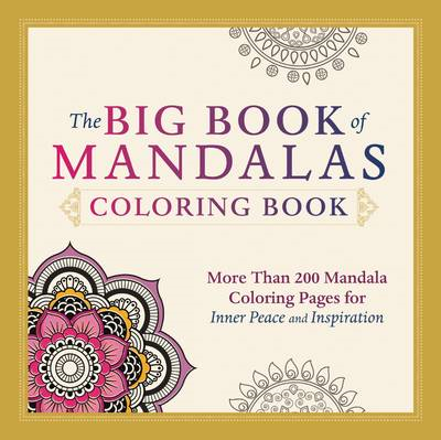 Big Book of Mandalas Coloring Book (BOK)