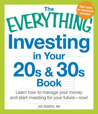Everything Investing in Your 20s and 30s Book (BOK)