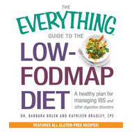 Everything Guide To The Low-FODMAP Diet (BOK)