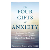 Four Gifts of Anxiety (BOK)
