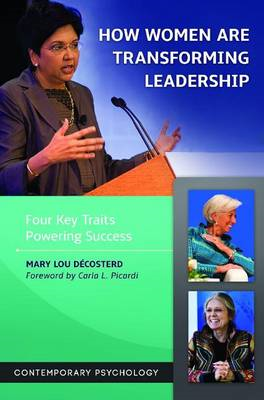 How Women are Transforming Leadership: Four Key Traits Powering Success (BOK)