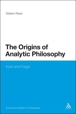 Origins of Analytic Philosophy: Kant and Frege (BOK)