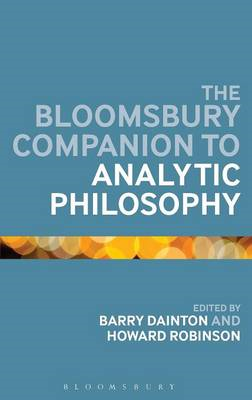The Bloomsbury Companion to Analytic Philosophy (BOK)
