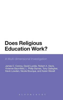 Does Religious Education Work? (BOK)