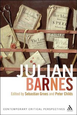 Julian Barnes: Contemporary Critical Perspectives (BOK)