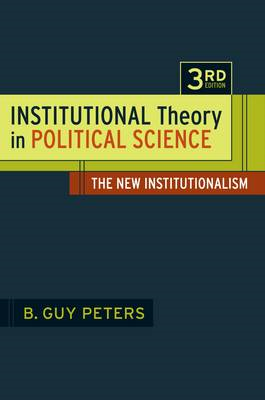 Institutional Theory in Political Science (BOK)