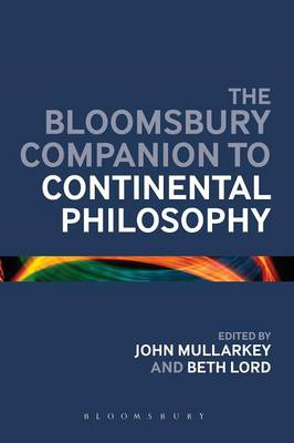 The Bloomsbury Companion to Continental Philosophy (BOK)
