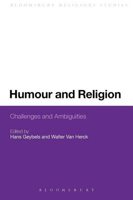 Humour and Religion: Challenges and Ambiguities (BOK)